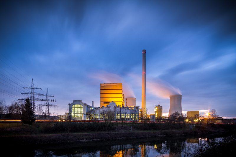Völklingen – Kraftwerk Fenne